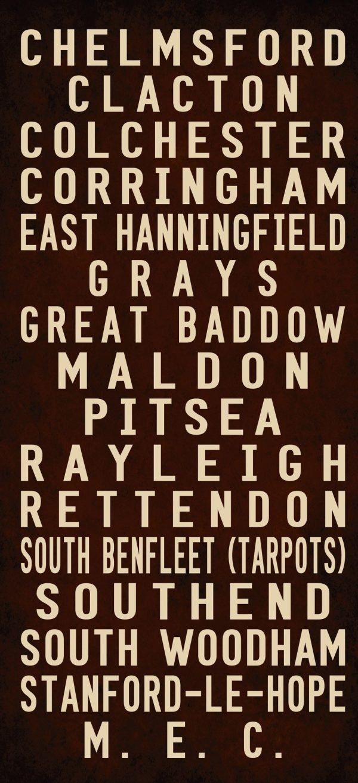 Chelmsford - vintage