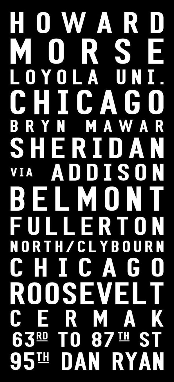 Chicago - contemporary