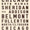 Chicago - contemporary - cream