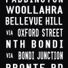 Sydneys Circular Quay to Bronte via Bondi Tram Scroll|Circular Quay - Full Line
