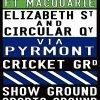 Castlereagh Street to the Racecourse via Pyrmont Sydney Tram Scroll|Sydney Replica Tram Scroll